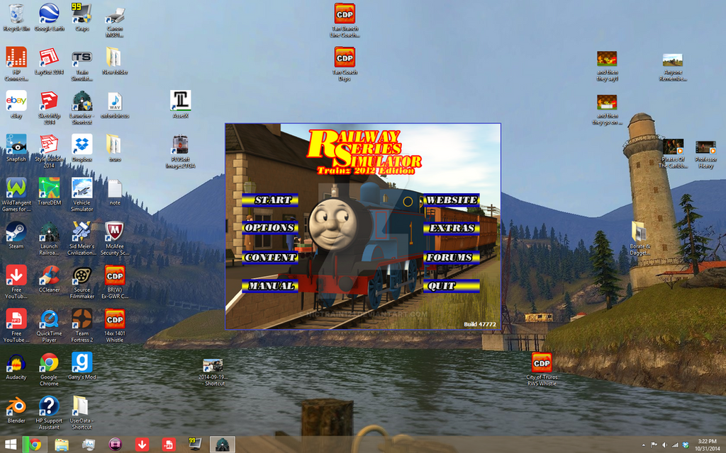 Trainz Thomas Downloads