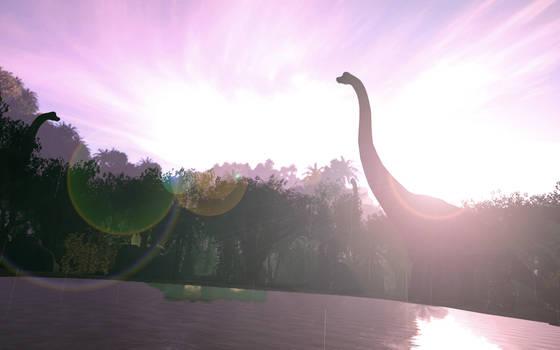 My Friends, the Brachiosaurs