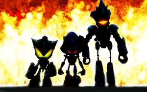 Brotherhood of Metallix by Nictrain123