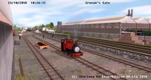 Webcam at Crovan's Gate