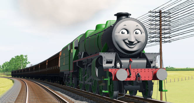 Henry On Tour by Nictrain123