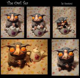 The Owl Tea by Santani