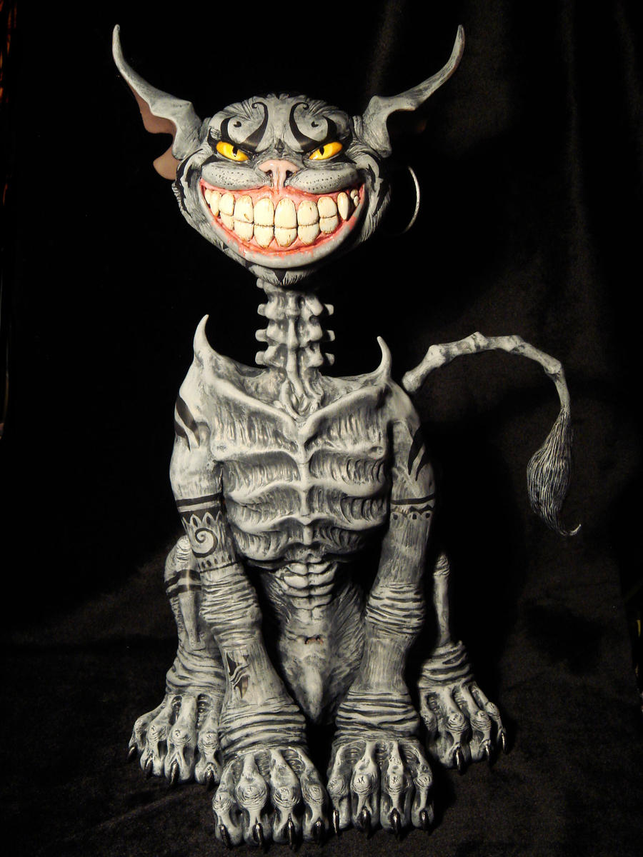 Cheshire Cat by Santani