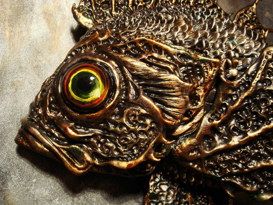 MetalFish close-up by Santani