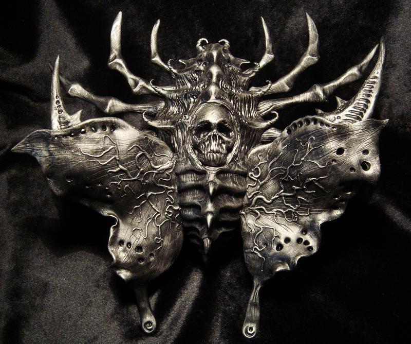 Moth by Santani