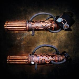 'Meduza' gun prosthesis