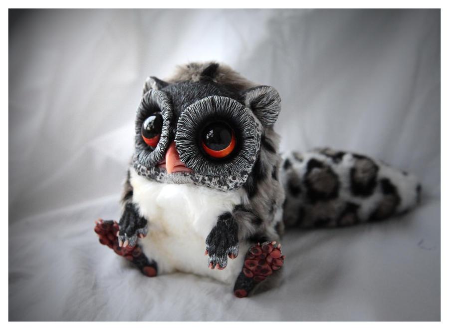 Tiny Griffin Spotty