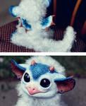 My Little Dragon: Blue Wyvern details