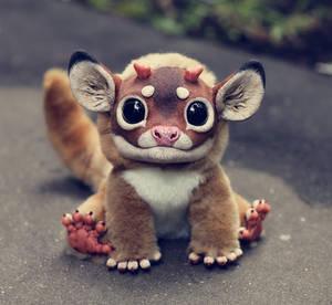 My Little Dragon: Bambi