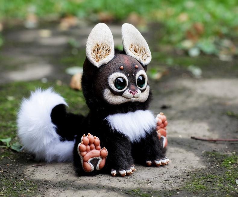 My Little Dragon: Wood Spirit 1 by Santani