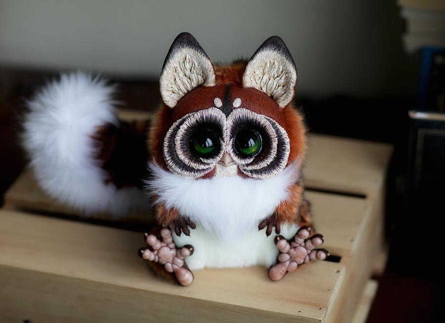 T.G. Red Fox by Santani
