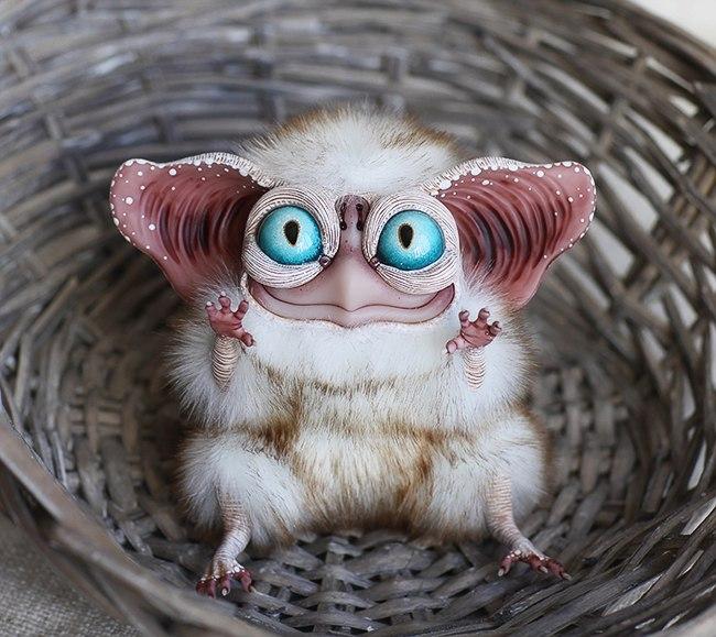 Sowl mini: Marshmallow by Santani
