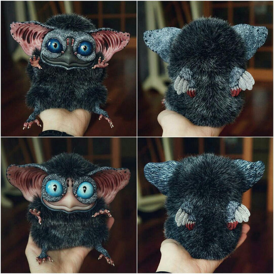 Sowl mini wings by Santani