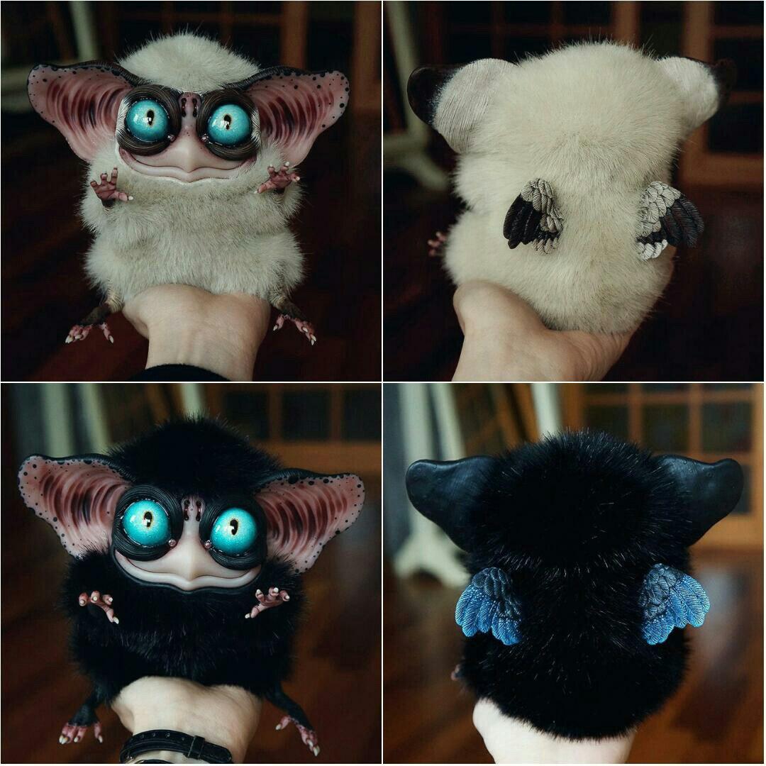 Sowl mini wings 2 by Santani