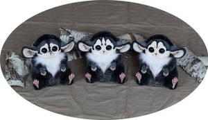 Inari Fox Husky by Santani