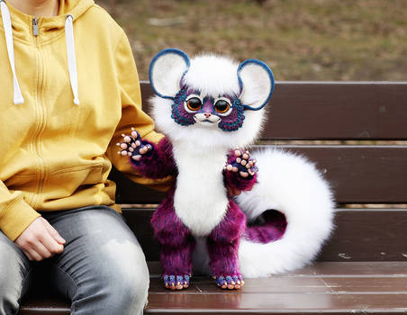Unique design doll 6