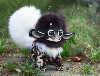 My Little Dragon ver.2: King cheetah