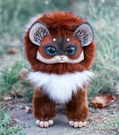 Foxy Dragon: Red