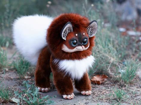 Foxy Dragon: Red 1