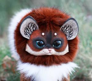 Foxy Dragon: Red 2