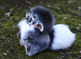 Inari Fox: Gray shaman 2