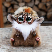 Inari Fox: Cheetah
