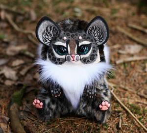 Oni Fox: Lynx light nose