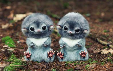 Hedgehog: Gray
