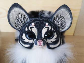 Oni Fox: White Tiger (muzzle)