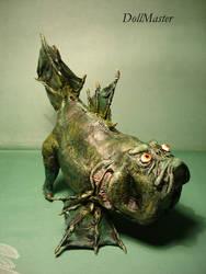Shambala Fish by Santani