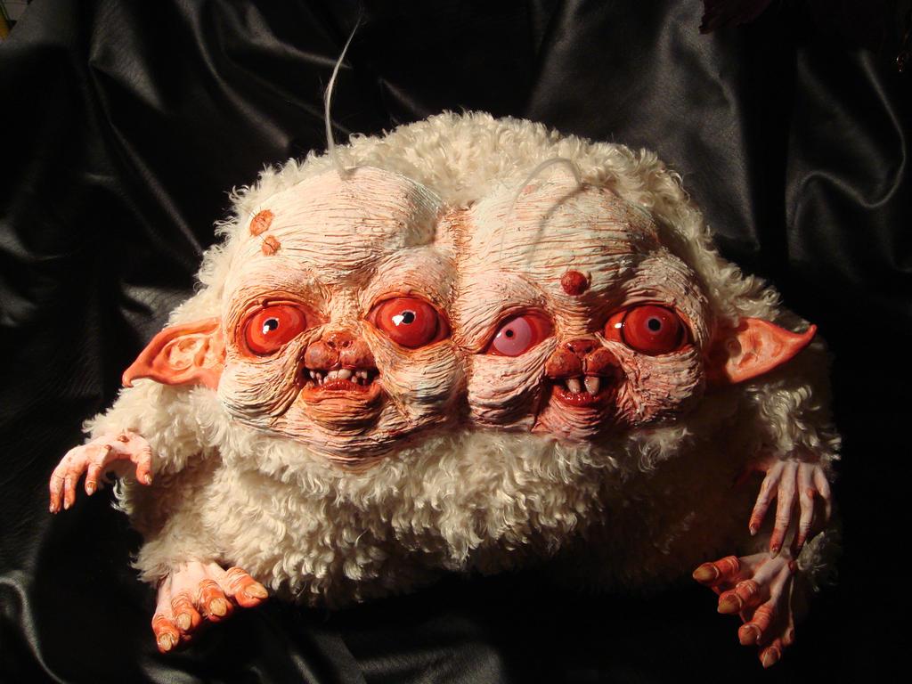 Siamese twins by Santani