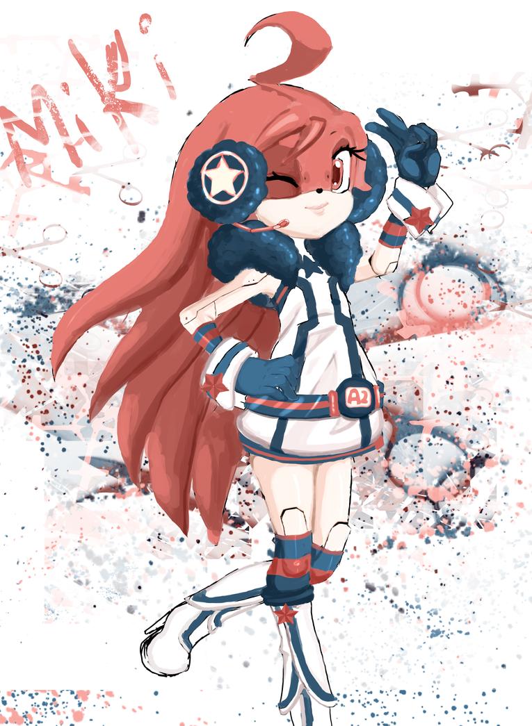 Vocaloid Miki Furukawa Insanity Furukawa miki the echidnaVocaloid Miki Furukawa