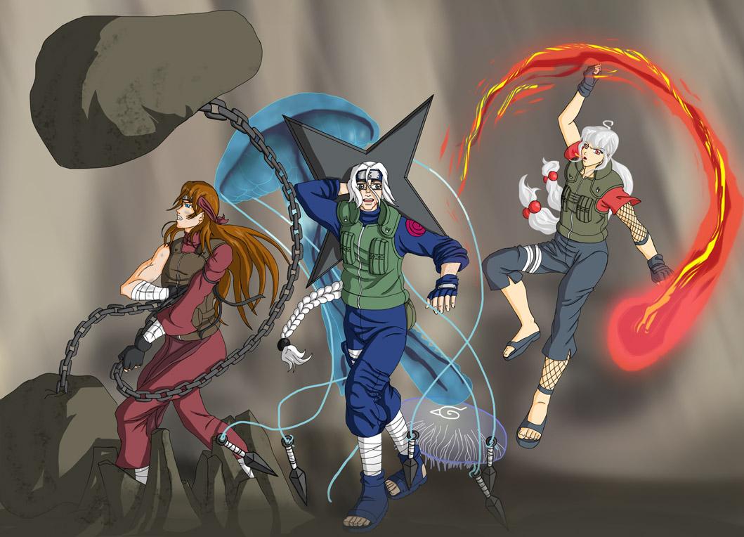 DeviantArt: More Like Naruto Shippuden: Third Great Ninja War by ...