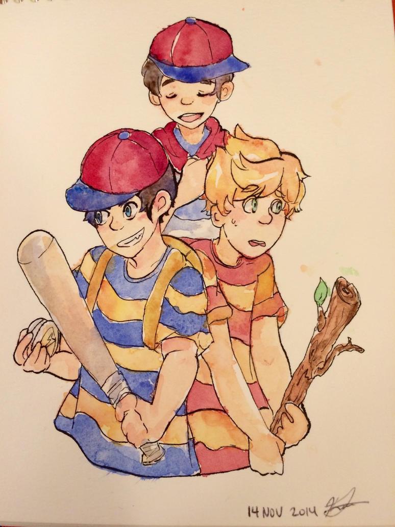 The Boys by Kaniriou