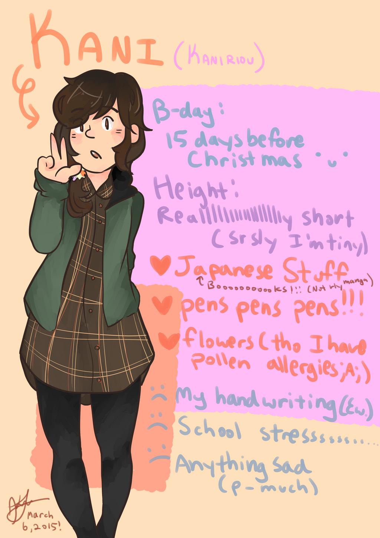 Kaniriou's Profile Picture