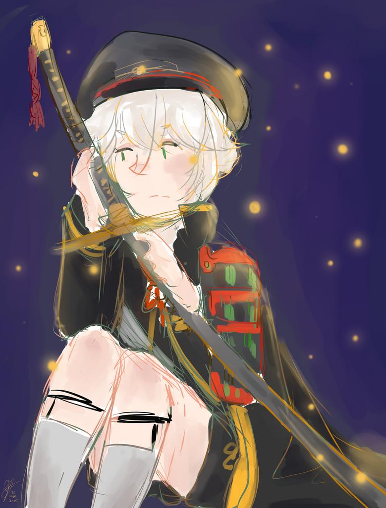 Hotaru by Kaniriou