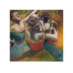 Dancers after Degas