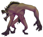 Werewolf YCH: Nox