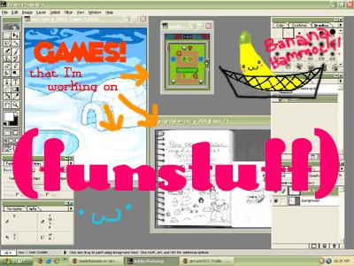 Random Desktop by bombthemoon