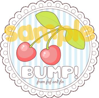 Cherry Bump by bombthemoon