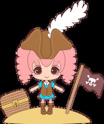Chocolate Pirate