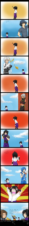 7 heroes and 1 baka by Heart-tsukikage