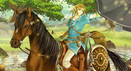The Legend Of Zelda by Heart-tsukikage