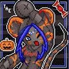 Tae Halloween by jpak