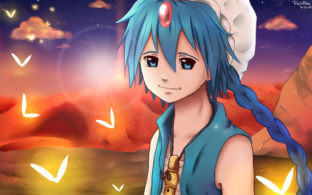 MAGI : Aladdin by Tachibe