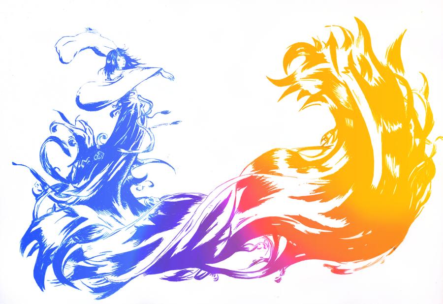 Fight for Eternal Calm Colour by SvEtLaNa73