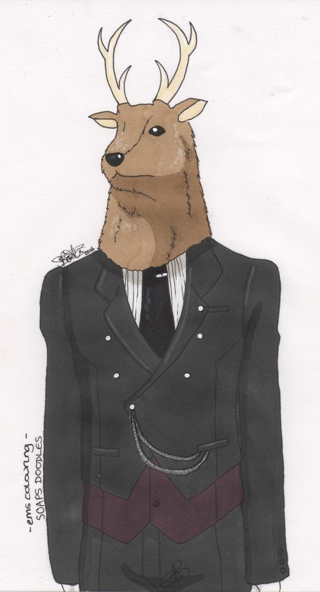 Deerman by SvEtLaNa73