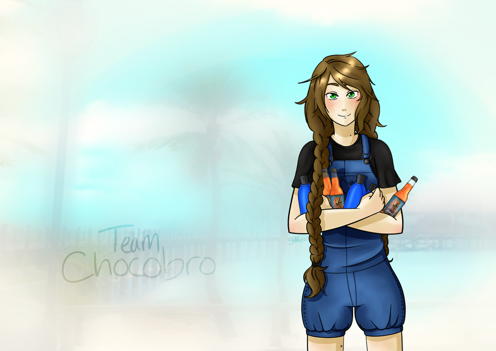 The Chocobro's Helper by SvEtLaNa73