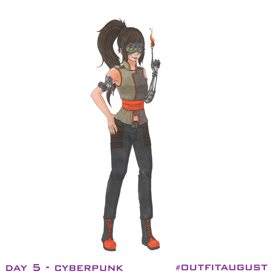 #outfitaugust Day 5 by SvEtLaNa73