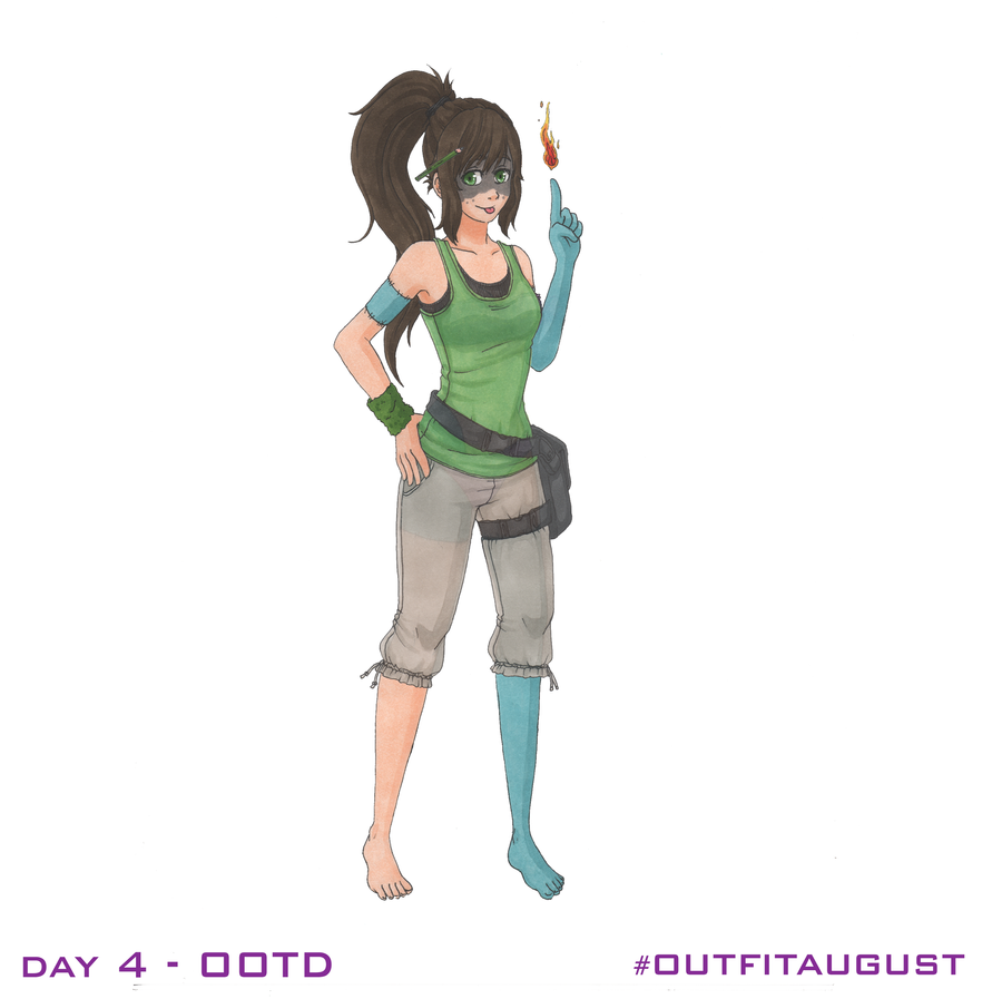 #outfitaugust Day 4 by SvEtLaNa73